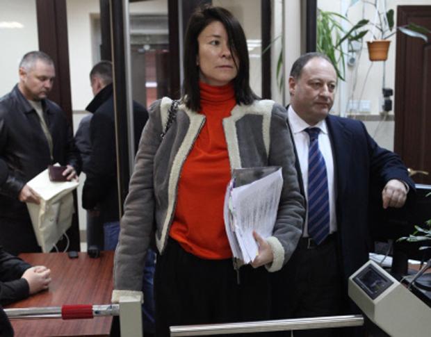 Ольга Слуцкер и Владимир Слуцкер. Фото из архива Tengrinews.kz.